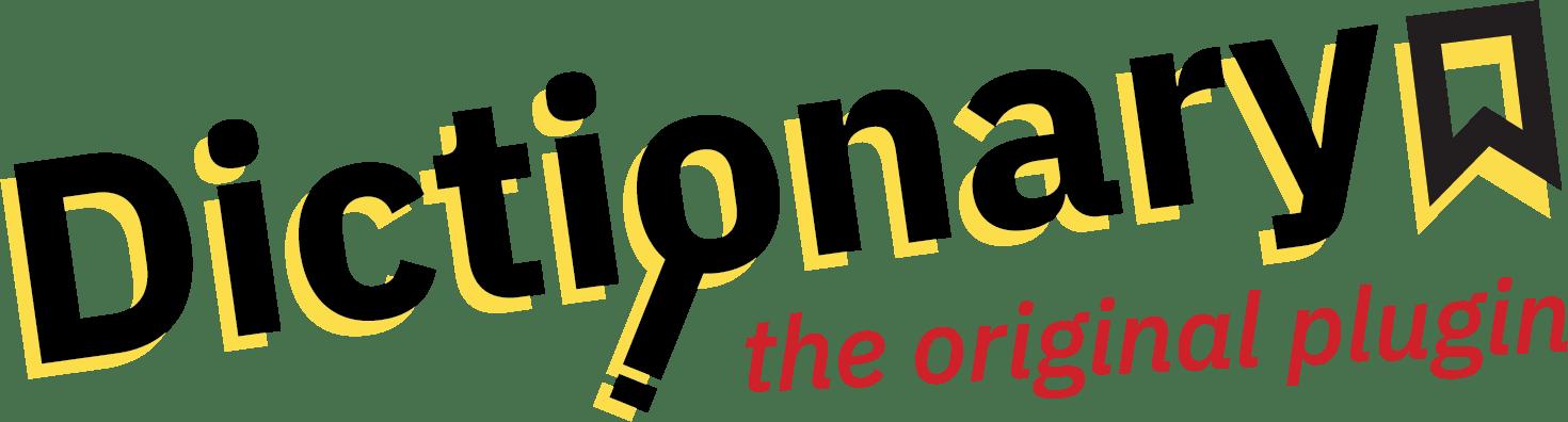 Dictionary Plugin